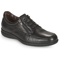 Chaussures Homme Baskets basses Fluchos LUCA Noir