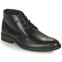 Chaussures Homme Boots Fluchos OLIMPO Noir