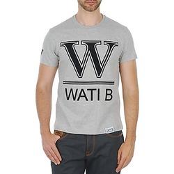 Vêtements Homme T-shirts manches courtes Wati B TEE Gris