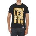 Vêtements Homme T-shirts manches courtes Wati B TEE Noir