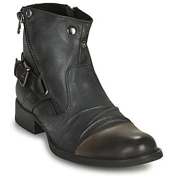 Chaussures Homme Boots Kdopa DETROIT Noir