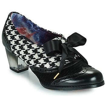 Chaussures Femme Escarpins Irregular Choice CORPORATE BEAUTY Noir / Blanc