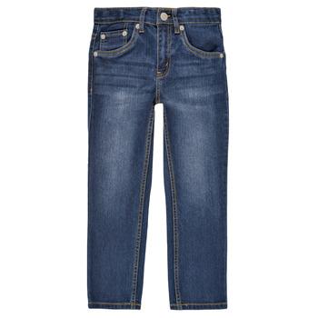 Vêtements Garçon Jeans slim Levi's 511 SLIM FIT JEANS Bleu