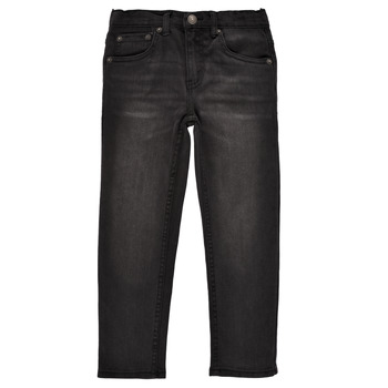 Vêtements Garçon Jeans slim Levi's 512 SLIM TAPER Noir