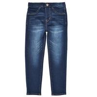 Vêtements Fille Leggings Levi's PULL-ON JEGGINGS Bleu foncé