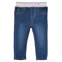 Vêtements Fille Jeans skinny Levi's PULL ON SKINNY JEAN Westthird Pink