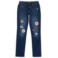 Vêtements Garçon Jeans slim Guess CLASMI Bleu