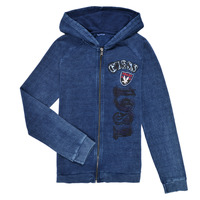 Vêtements Garçon Sweats Guess TRAMI Bleu