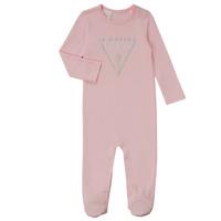Vêtements Fille Pyjamas / Chemises de nuit Guess TIFENE Rose
