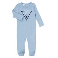 Vêtements Garçon Pyjamas / Chemises de nuit Guess THEROI Bleu