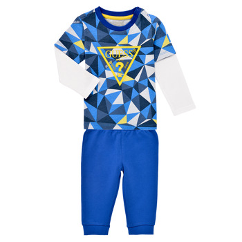 Vêtements Garçon Ensembles enfant Guess TELIE Multicolore