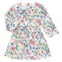 Vêtements Fille Robes courtes Petit Bateau ROPPAL Multicolore