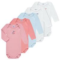 Vêtements Fille Pyjamas / Chemises de nuit Petit Bateau PUNIKA Multicolore