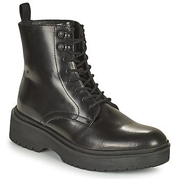Chaussures Femme Boots Levi's BRIA Noir