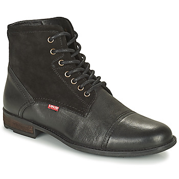 Chaussures Homme Boots Levi's FOWLER 2.0 Noir