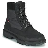 Chaussures Homme Boots Levi's TORSTEN QUILTED Noir