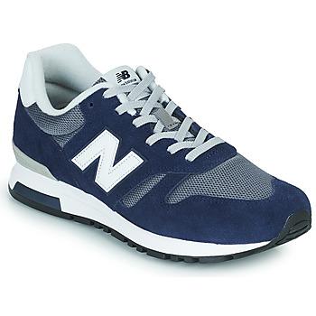 Chaussures Homme Baskets basses New Balance 565 Bleu / Gris