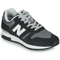 Chaussures Homme Baskets basses New Balance 565 Noir / Gris