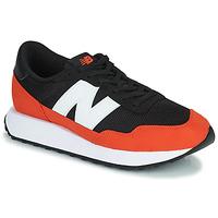 Chaussures Homme Baskets basses New Balance 237 Noir / Orange