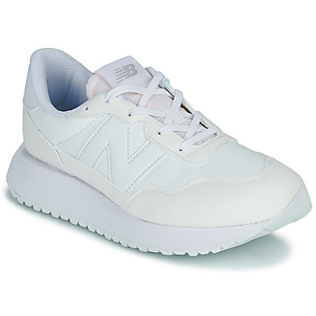 Chaussures Fille Baskets basses New Balance 237 Blanc