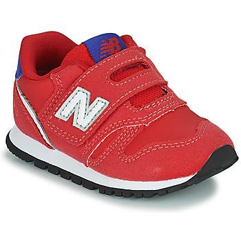 Chaussures Garçon Baskets basses New Balance 373 Rouge