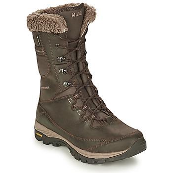 Chaussures Femme Bottes de neige Meindl NOVARA LADY GTX Marron