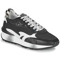 Chaussures Femme Baskets basses Semerdjian MARI Noir / Blanc