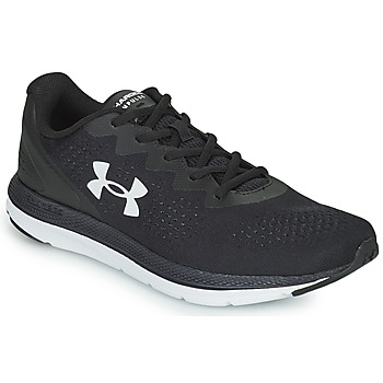Chaussures Homme Running / trail Under Armour CHARGED IMPULSE 2 Noir / Blanc