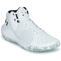 Chaussures Homme Basketball Under Armour JET '21 Blanc / Blanc
