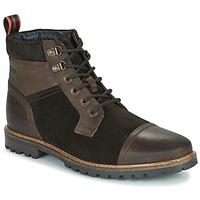 Chaussures Homme Boots Base London ROGAN Marron
