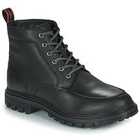 Chaussures Homme Boots Base London ROCHDALE Noir