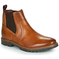 Chaussures Homme Boots Base London KINSHAW Cognac