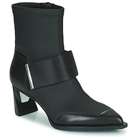 Chaussures Femme Boots United nude ZINK RUN BOOTIE MID Noir