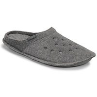 Chaussures Chaussons Crocs CLASSIC SLIPPER Gris