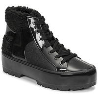 Chaussures Femme Boots Melissa MELISSA FLUFFY SNEAKER AD Noir