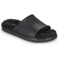 Chaussures Femme Claquettes Melissa MELISSA FLUFFY SIDE AD Noir