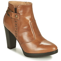 Chaussures Femme Bottines NeroGiardini ASPERGO Cognac