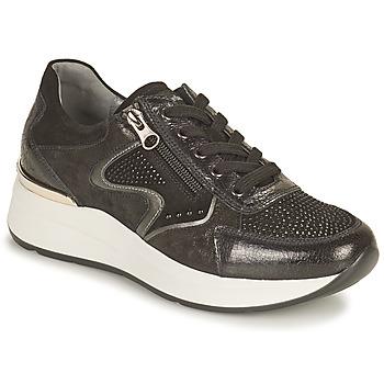 Chaussures Femme Baskets basses NeroGiardini CHOU Noir