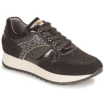 Chaussures Femme Baskets basses NeroGiardini BROCOLO Noir