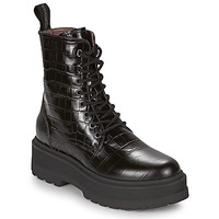 Chaussures Femme Boots NeroGiardini CATALONIO Noir