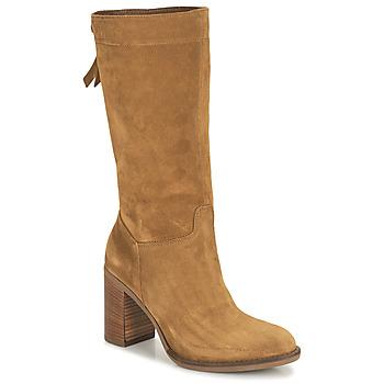 Chaussures Femme Bottes ville NeroGiardini CITROUILLO Cognac