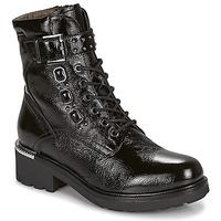 Chaussures Femme Boots NeroGiardini CONCOMBRO Noir