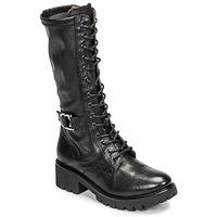 Chaussures Femme Bottes ville NeroGiardini CRESSONO Noir