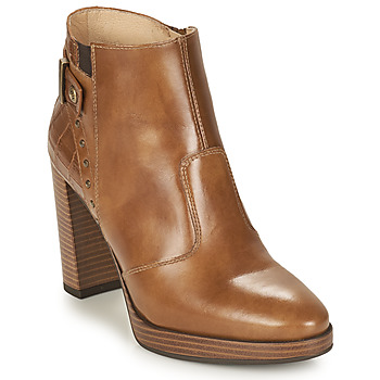 Chaussures Femme Bottines NeroGiardini DAIKONO Cognac