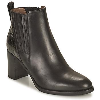 Chaussures Femme Bottines NeroGiardini FENOUILO Noir