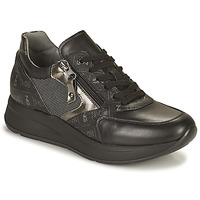 Chaussures Femme Baskets basses NeroGiardini GIROMONO Noir