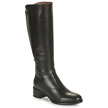 Chaussures Femme Bottes ville NeroGiardini FEVO Noir