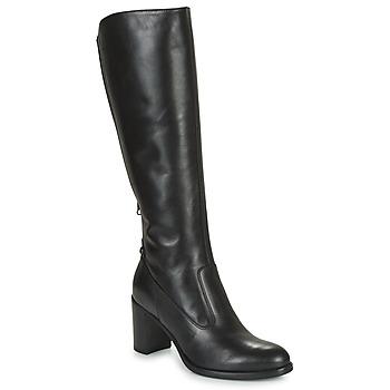 Chaussures Femme Bottes ville NeroGiardini HARICOTO Noir