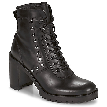 Chaussures Femme Bottines NeroGiardini MAISO Noir