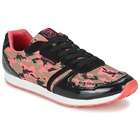 Chaussures Femme Baskets basses Diesel CAMOUFLAGE CAMOUFLAGE